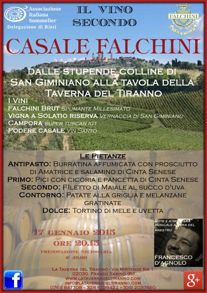 Casale Falchini 2015 rid